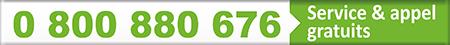Sylvia numéro vert : 0 800 880 676 - Service & appel gratuits